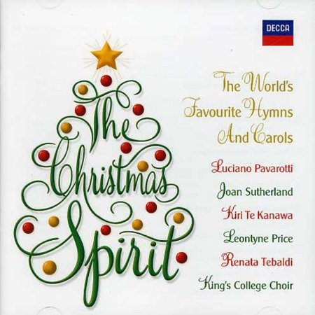 Christmas Spirit: World's Fav Hymns & Carols / Various