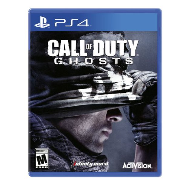 Call Of Duty Ghosts Ps4 Walmart Com Walmart Com