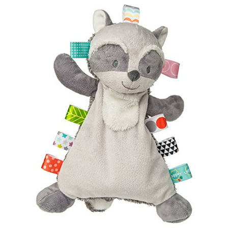 Lovey Soft Toy - Taggies Soft Toy, Harley Raccoon Lovey