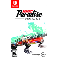 Burnout Paradise Remastered, Electronic Arts, Nintendo Switch, 014633743227