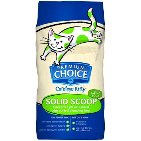 American colloid company premium choice carefree kitty 100 for American choice