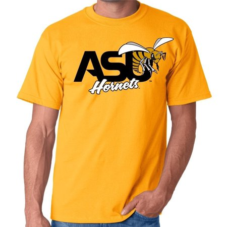Alabama State Coin - J2 Sport Alabama State Hornets NCAA Campus Script Unisex T-shirt