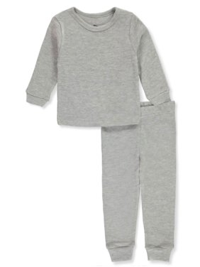 Jordache Baby Boys' Ribbed 2-Piece Thermal Long Underwear Set (Infant)
