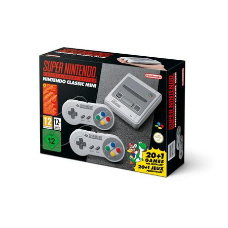 Super Nintendo Mini Classic (SNES) Console (Europe Model)