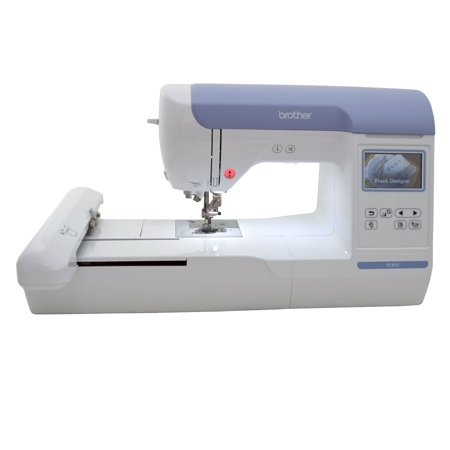 "Brother PE800 5"" x 7"" Embroidery Machine Large Color Touch Screen"