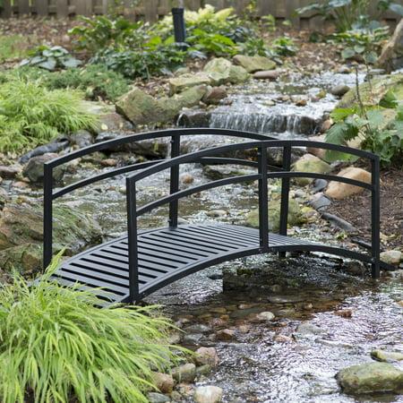 Cypress Garden Bridge - Belham Living Danbury Garden Bridge - 6 ft.