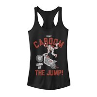 Toy Story Juniors' 4 Caboom Jump King Racerback Tank Top