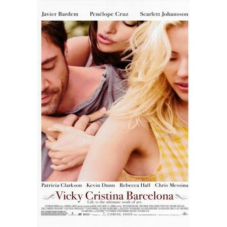 Vicky Cristina Barcelona (2008) 27x40 Movie - Halloween Gay Barcelona