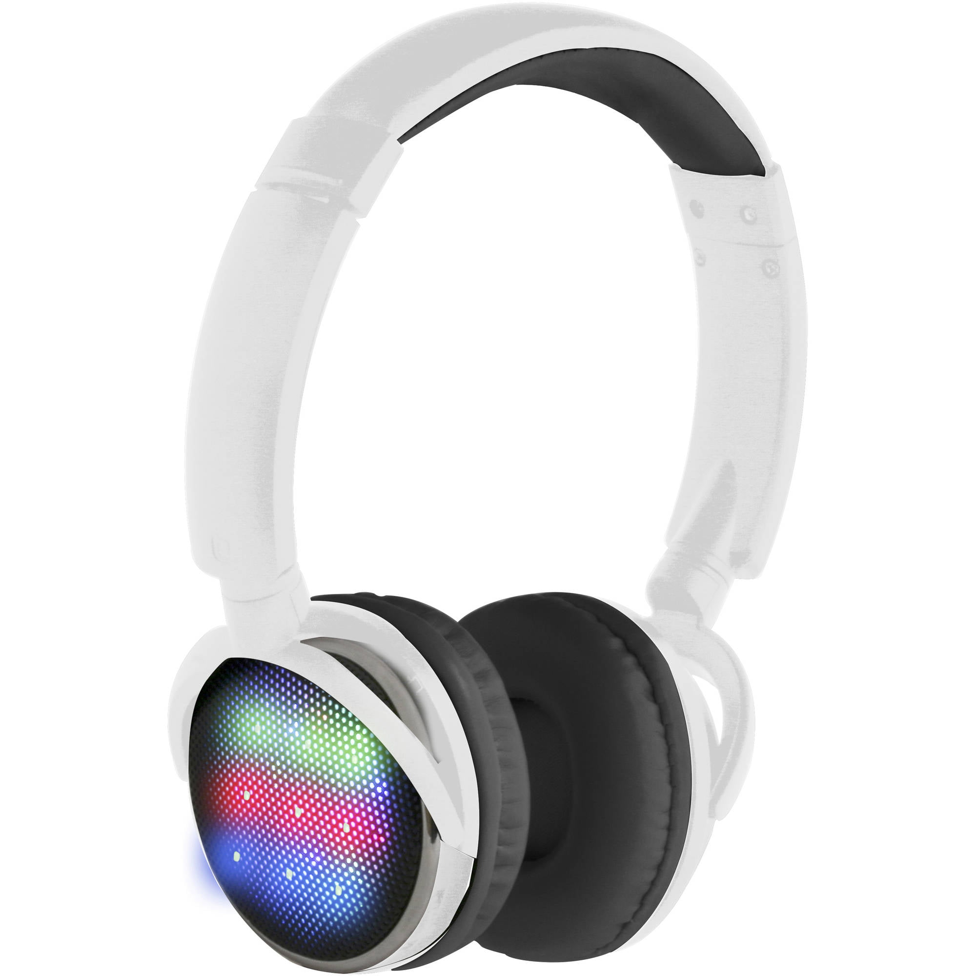 Ihip Light Up Bluetooth Headphones Walmart Com Walmart Com
