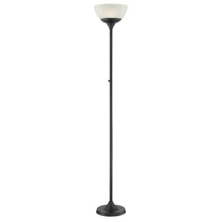 Lite Source Ward Torchiere Floor Lamp
