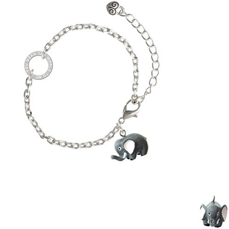 Resin Elephant - You Mean the World Ring Zoe Bracelet
