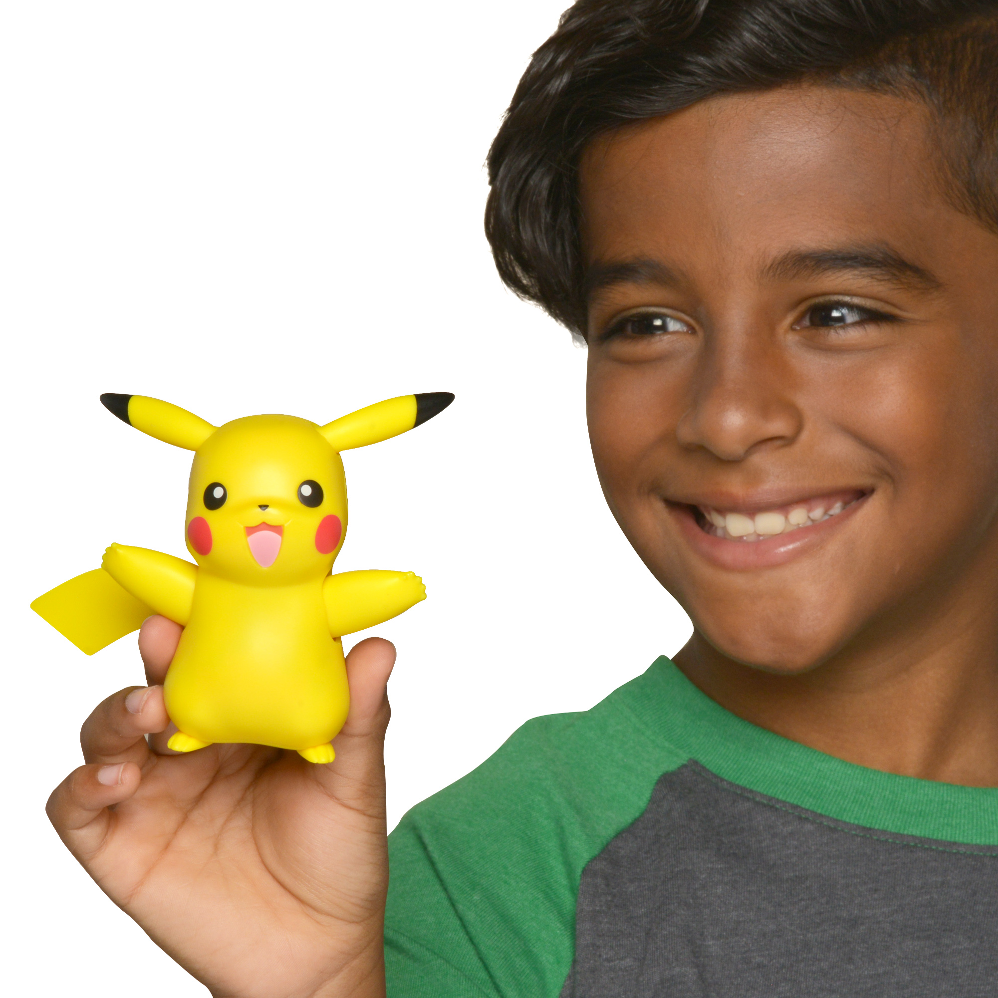 Pokemon My Partner Pikachu Figure Walmart Com Walmart Com