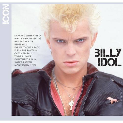 Icon Series: Billy Idol