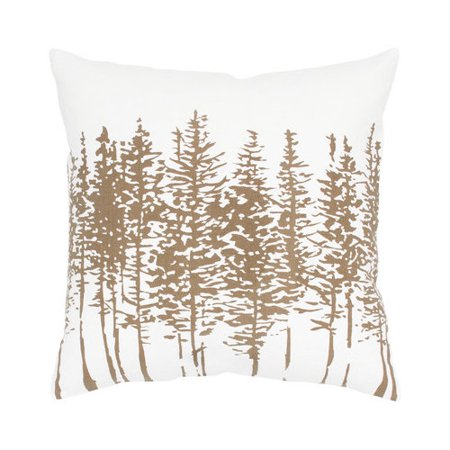 Throw Pillow Cover And Insert : Rizzy Home Pillow Cover with Filler Insert - Walmart.com