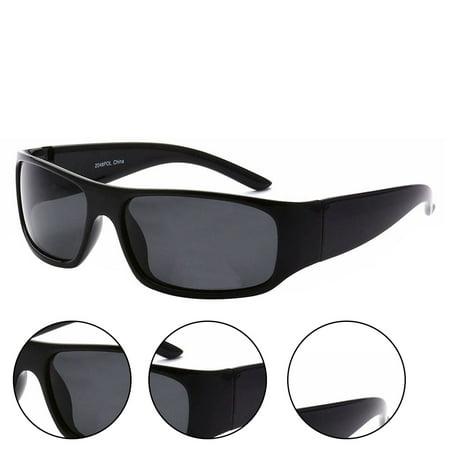 Sporty Wrap Around Sunglasses Titan (Titan Sunglasses)