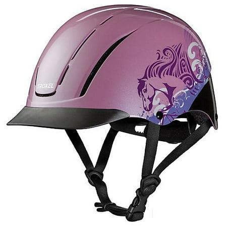 Troxel Spirit Schooling Helmet XS Pink (Troxel Helmet Size Chart)