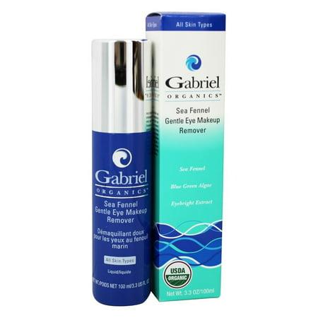 Gabriel Cosmetics Inc. - Organics Sea Fennel Gentle Eye Makeup Remover - 3.3