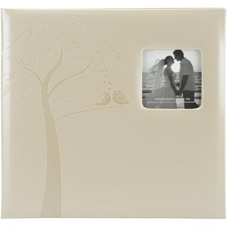 Embossed Wedding Post Bound Album 12 X 12 Tree Walmartcom