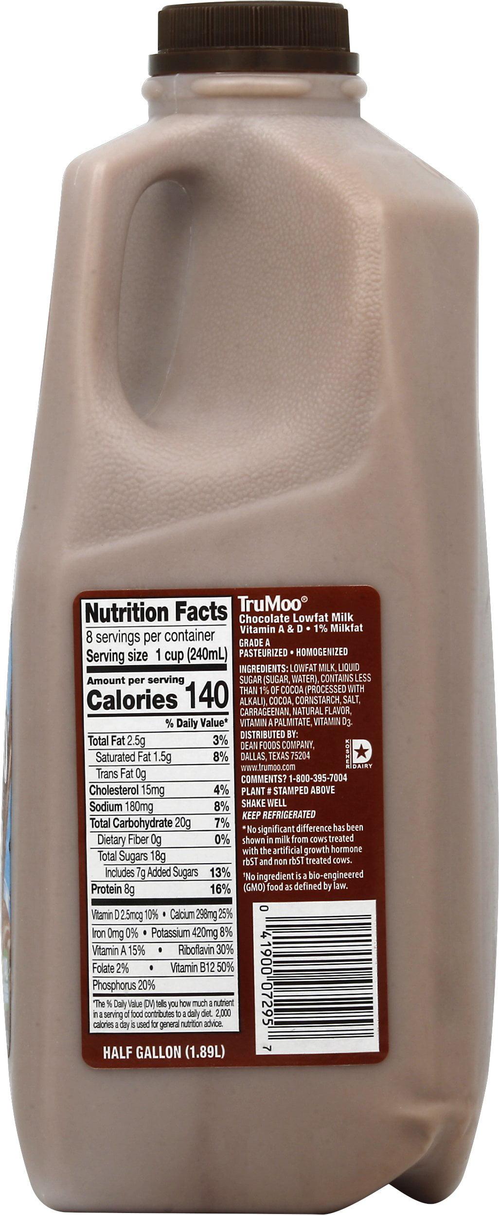 TruMoo, 1% Chocolate Milk, 64 Oz