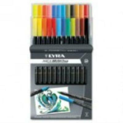 LYRA Dual Tip Marker, Assorted,