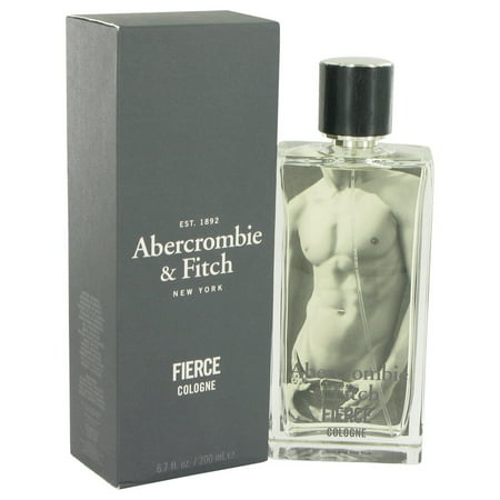 Abercrombie & Fitch Fierce Cologne Spray, 6.7 Oz (Abercrombie Perfumes For Women)