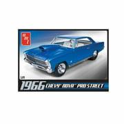 Round 2 AMT 1966 Chevy Nova Pro Street Model Kit