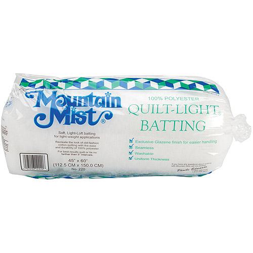 Batting Crib//Craft 45-inch-by-60-inch