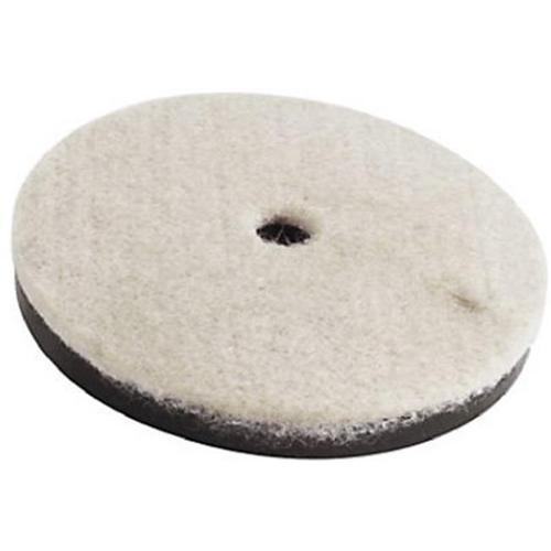 Shepherd Hdwe Prod 9826 4-Pack 1-1/2-Inch Round Furniture Cups with Felt Bottom