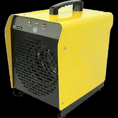 King Electric PSH2440TB 240V 4000W Portable Shop Heater