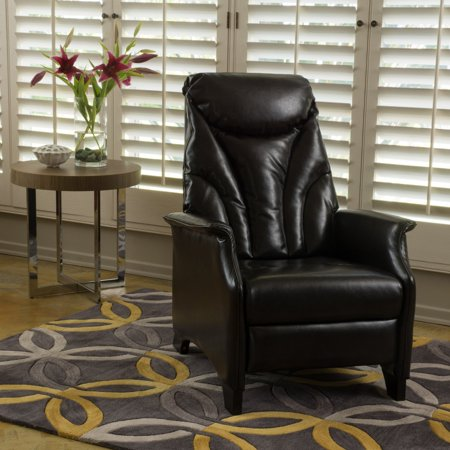 Best selling home decor furniture llc johnson leather recliner Home design furniture llc