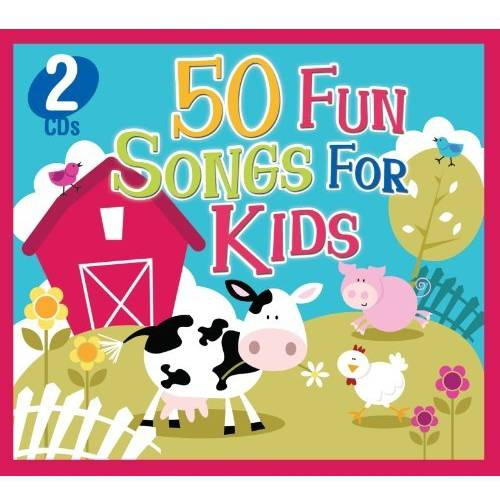 50 Fun Songs For Kids (2CD)