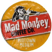 Coffee Pods: Mad Monkey