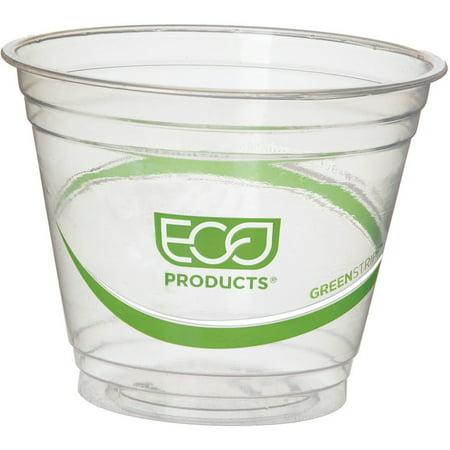 - Eco-Products, ECOEPCC9SGS, GreenStripe Cold Cups, 1000 / Carton, Clear, 9 fl oz