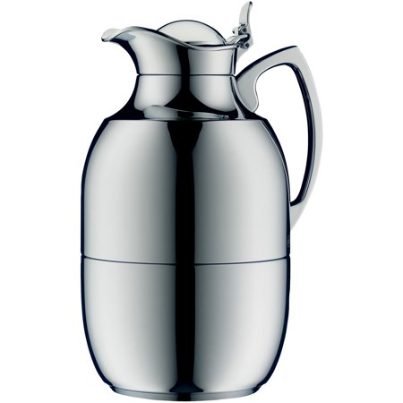 ALFI AG1230CM2 Juwel Glass Vacuum Chrome-Plated Carafe (1.5 Quarts)