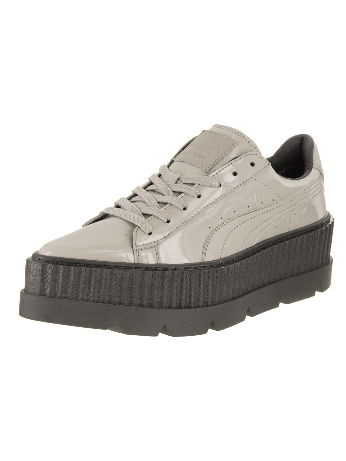 8f8dd014d617 Puma Women s Fenty Pointy Creeper Patent Casual Shoe