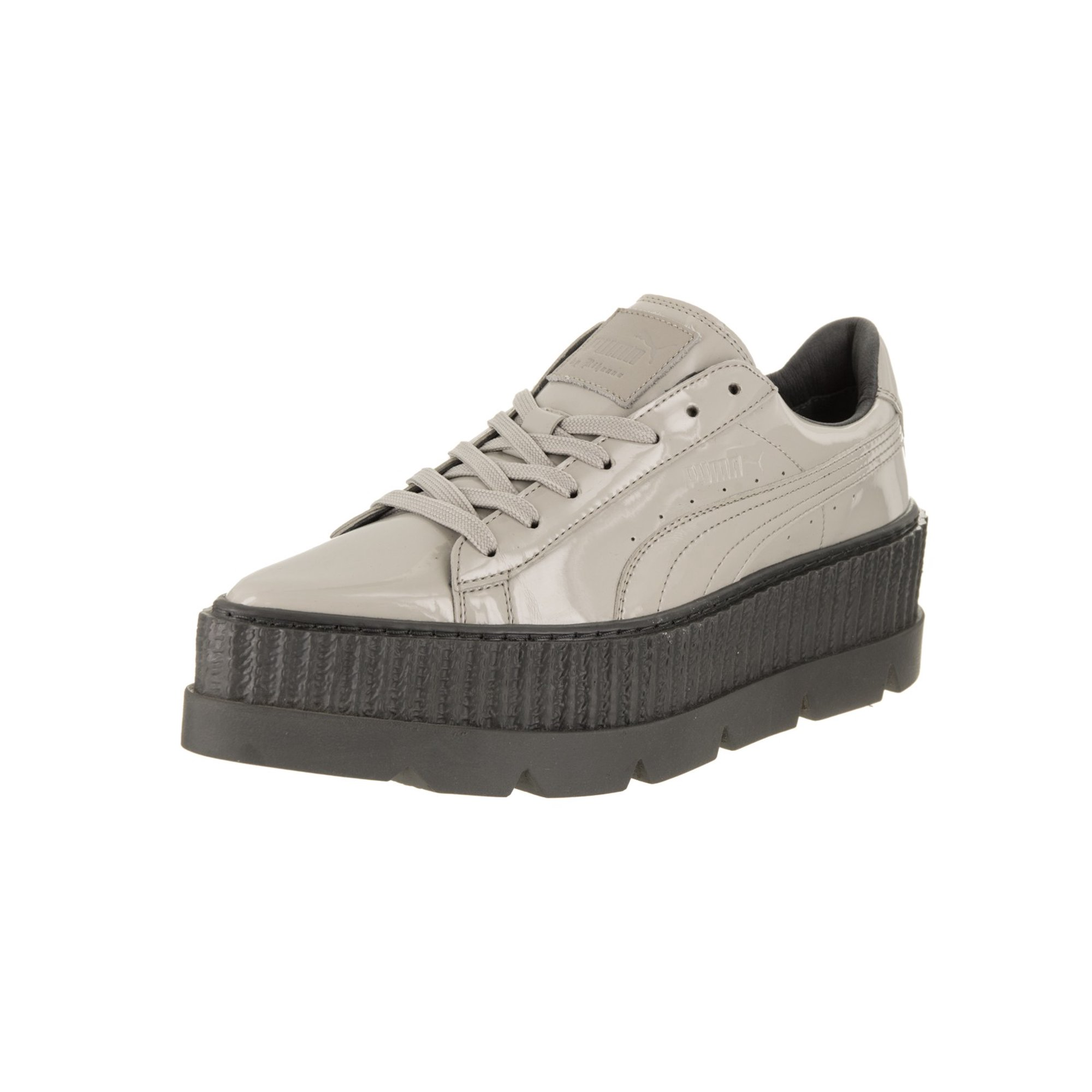hot sale online 8acd6 c4048 Puma Women's Fenty Pointy Creeper Patent Casual Shoe ...