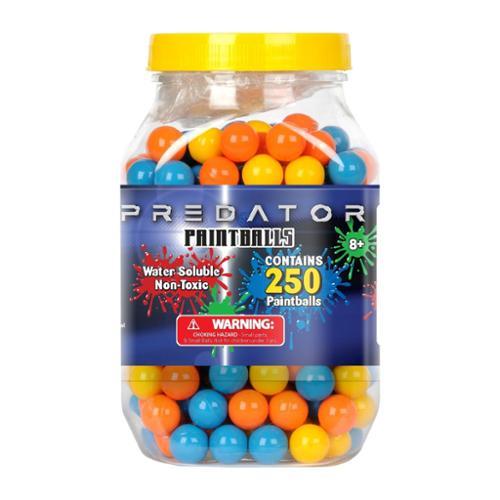 Tech Group Predator 250 count Refill Pack .50 Caliber Paintballs