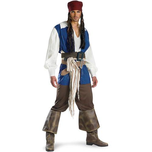 Jack Sparrow Classic Adult Halloween Costume