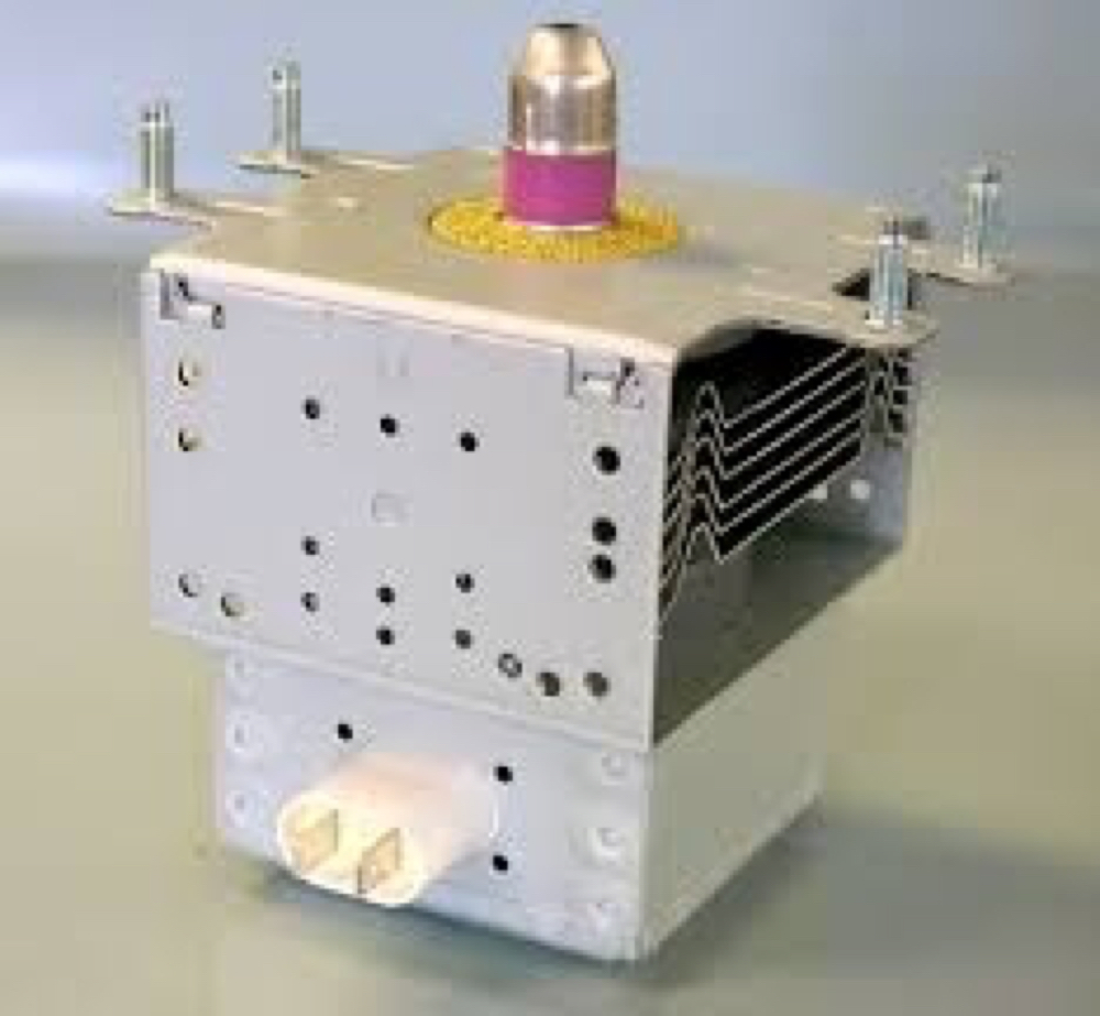 WB27X10735: Magnetron For General Electric Microwave Oven