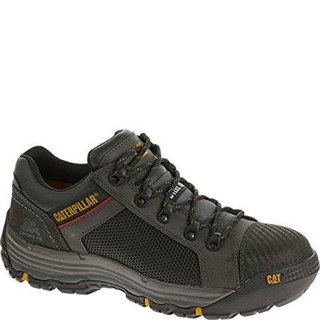 Caterpillar - Caterpillar Men s Convex Lo Work Shoes Steel Toe Black 10 EE  US - Walmart.com 69d312166