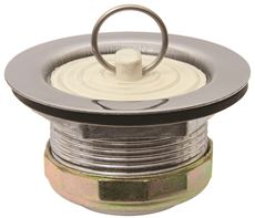 EZ-FLO 30041 Laundry Tray Plug Stainless Steel