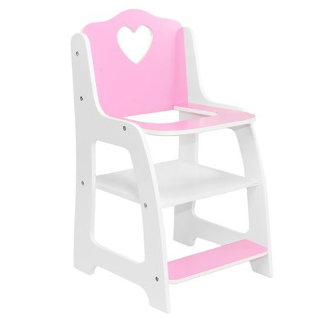 Terrific Doll High Chair Furniture For American Girl My Life Other 18 Inch Dolls Accessories Home Interior And Landscaping Ologienasavecom