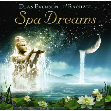 Dean Evenson - Spa Dreams (CD) - image 1 of 1