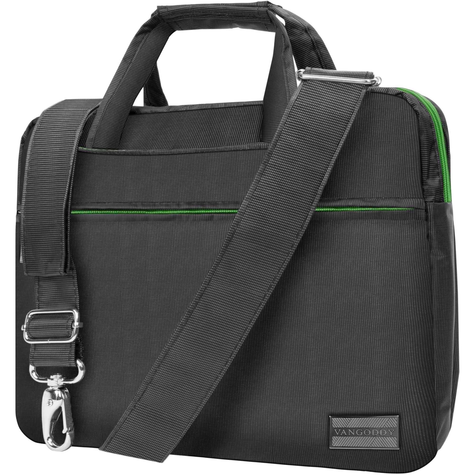 """Vangoddy NineO Shoulder Messenger Laptop Case fits up to 10.1"""" Laptops"""
