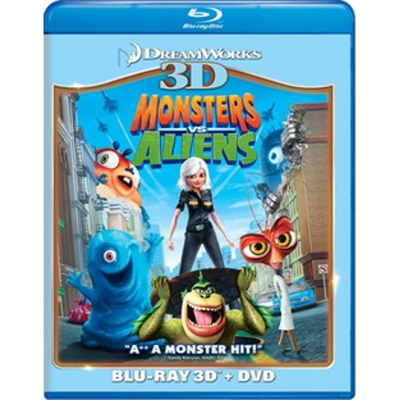Bob Monsters Vs Aliens (Monsters vs. Aliens (Blu-ray))