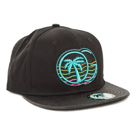 BLVD Supply Men's OG Sunset Hat Adjustable Snapback Baseball Cap (Baseball Supplies)