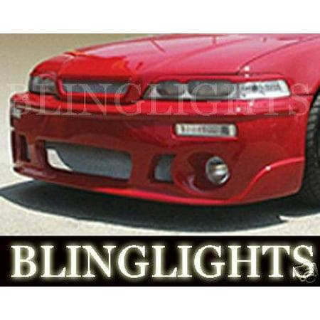 ACURA LEGEND EREBUNI BODY KIT BUMPER FOG LIGHTS LAMPS LAMP - Acura legend body kit