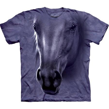 Horse Head T-Shirt - Small Horse Head T-shirt