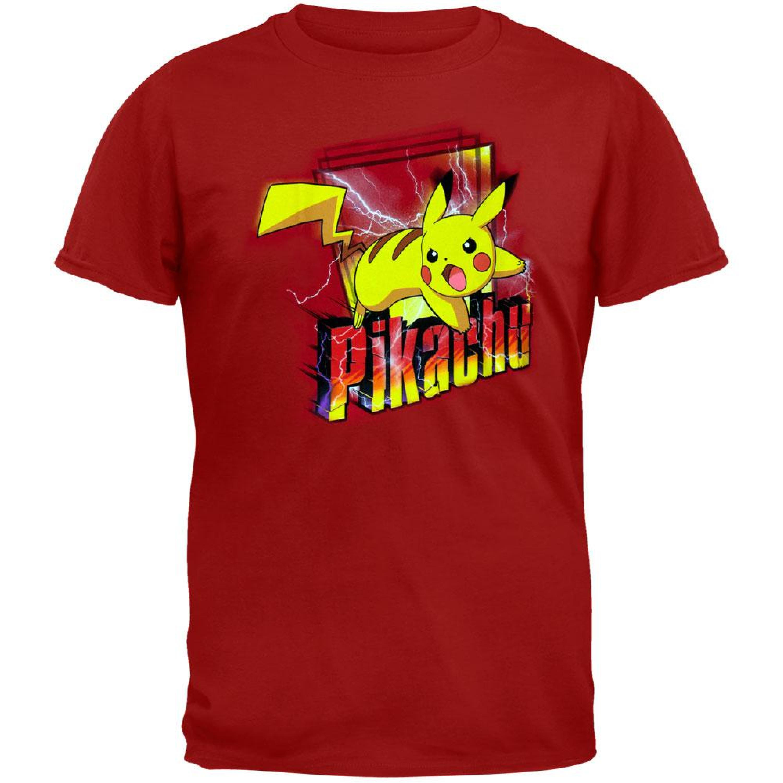 Pokemon - Pikachu Pounce Youth T-Shirt