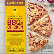 CALIFORNIA PIZZA KITCHEN Gluten Free BBQ Recipe Chicken Frozen ...